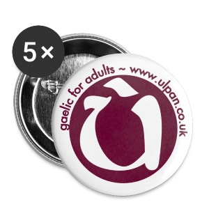 Bràisde // Badge - Buttons small 25 mm
