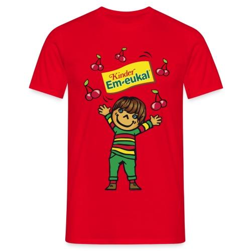 Kinder Em-eukal® Shirt - Männer - Männer T-Shirt