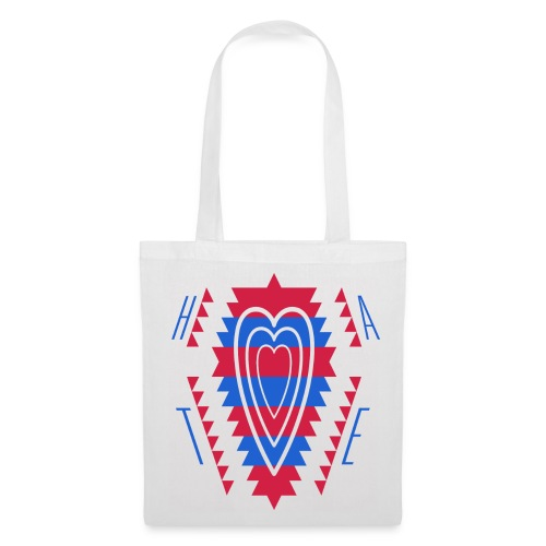 ONLY LOVE CAN DO THAT - white - Tote Bag