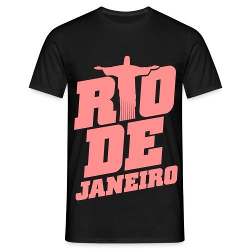 T SHIRT RIO DE JANEIRO - CAMISETA RIO DE JANEIRO - T-shirt Homme