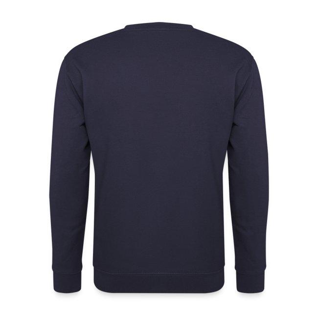 Darknet - Label Sweat Shirt / Navy