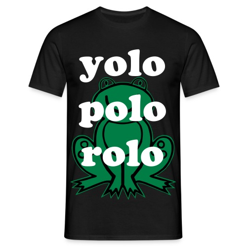 yolo - Men's T-Shirt