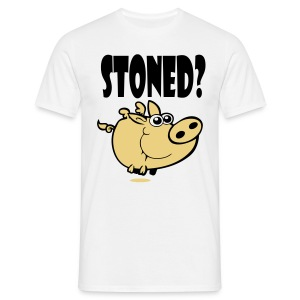 Stoned? - Men's T-Shirt