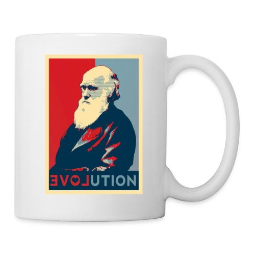 I love evolution - tazza - Tazza