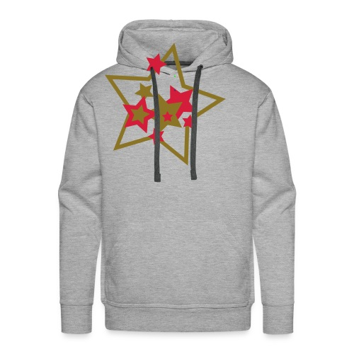 Red Star - Men's Premium Hoodie