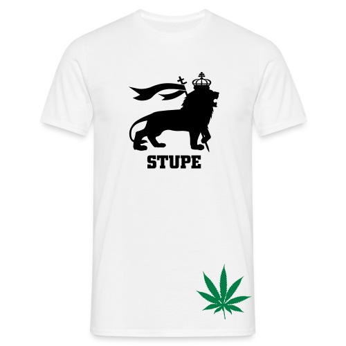 STUPE ILEGAL - T-shirt Homme