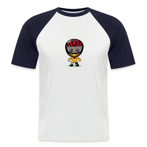 Biker Shirt - Männer Baseball-T-Shirt