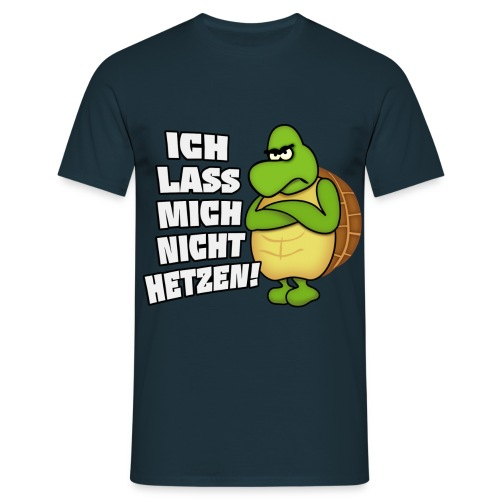 HERREN T-SHIRT - Männer T-Shirt