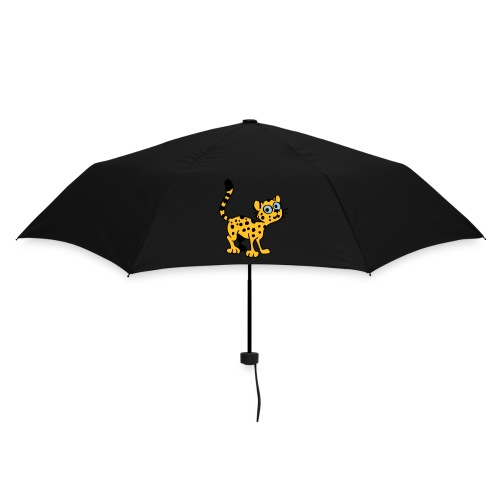 Parapluie standard - parapluie,léopard,jaune,enfant,animaux