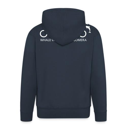 OCEANO Männer Kapuzenjacke - Männer Premium Kapuzenjacke