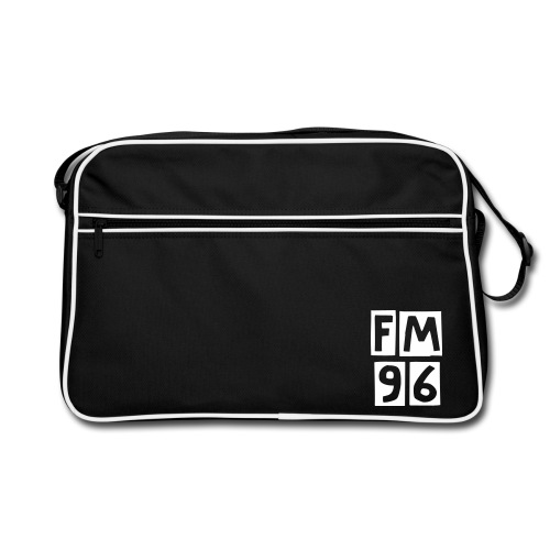 FM96 Messenger Bag - Retro Bag