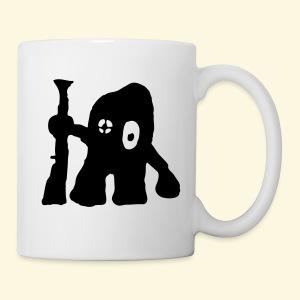 Jäger Tasse Jägermonster *NEU* - Tasse