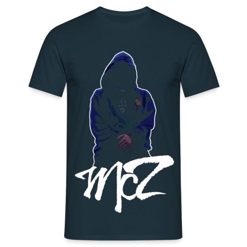 MCZ - Shirt - Blue - Männer T-Shirt