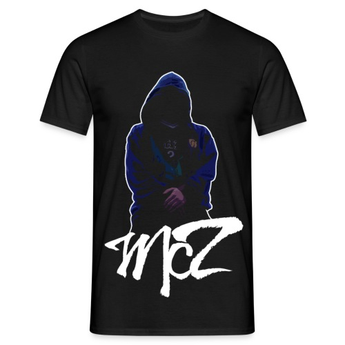 MCZ - Shirt - Black - Männer T-Shirt