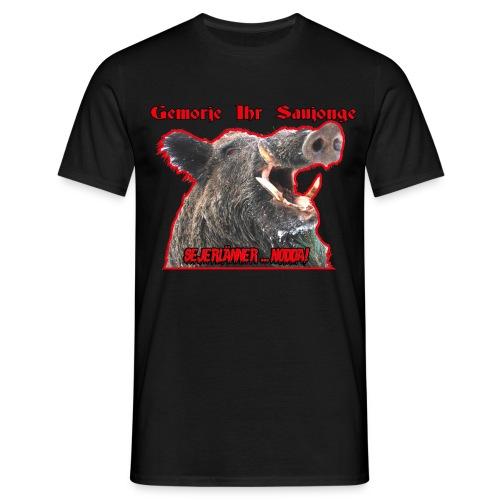 Gemorje...Nodda - Männer T-Shirt