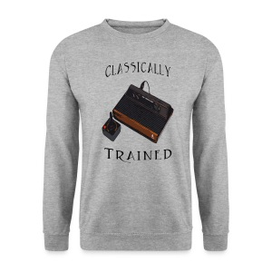 Classically Trained Gamer - Men's Sweatshirt