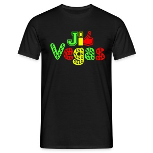 J'aime Vegas je like Vegas - Men's T-Shirt