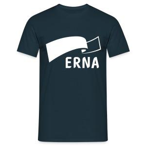Velg Erna - T-skjorte for menn