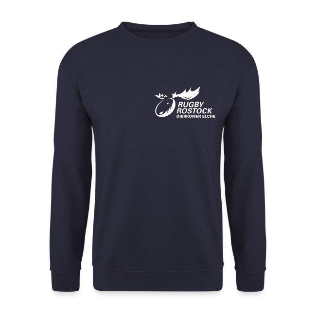 Männer Pullover Elche Logo