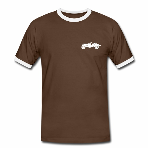 Oldtimer - Männer Kontrast-T-Shirt