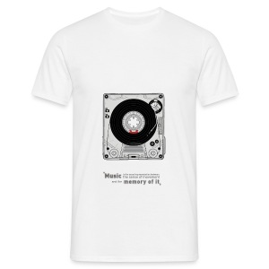 Music is - T-shirt Homme