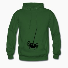 Green spider Jumpers