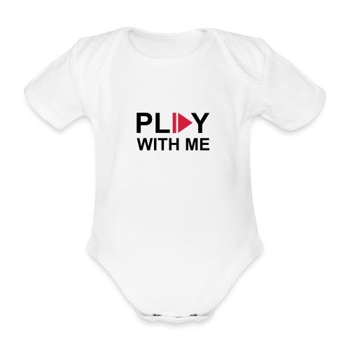 Baby Playtime - Baby Bio-Kurzarm-Body
