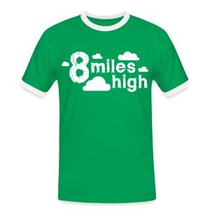 8 miles High - Men's Ringer Shirt
