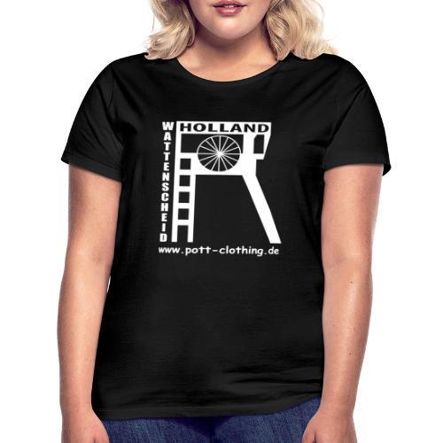 Zeche Holland (Wattenscheid) - Frauen T-Shirt - Frauen T-Shirt