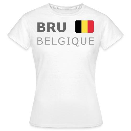 2013 Worlds BRU tee - Women's T-Shirt
