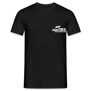 SnowTrex Shirt black - Men's T-Shirt