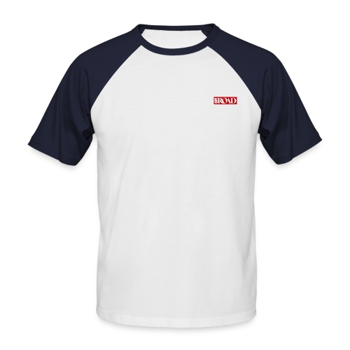 Männer Baseball-T-Shirt - offroad,off road,baseball,4x4