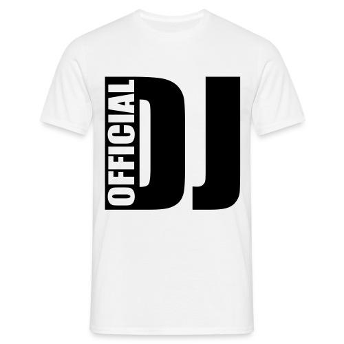 official dj..... - Maglietta da uomo