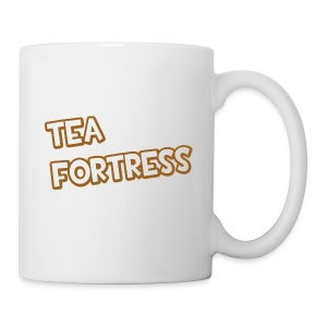 Tea Fortress - Tazza