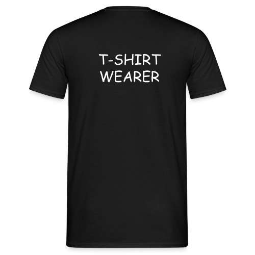 T-SHIRT WEARER - Men's T-Shirt