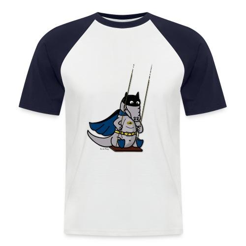 BatCroc Le Croco Tit0urs LE - T-shirt baseball manches courtes Homme