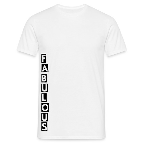 Fabulous Left - Men's T-Shirt