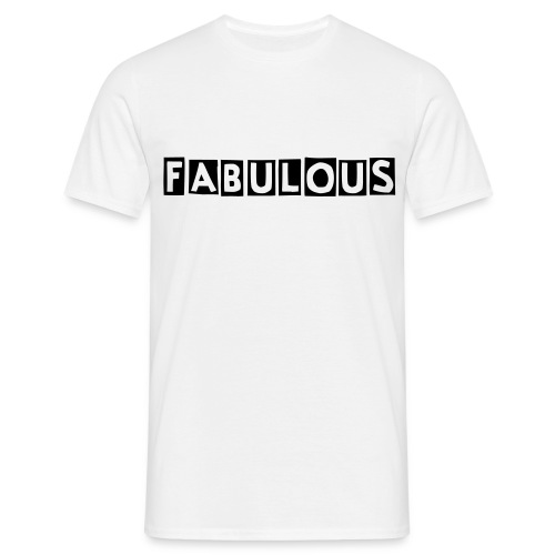 Fabulous Centre - Men's T-Shirt