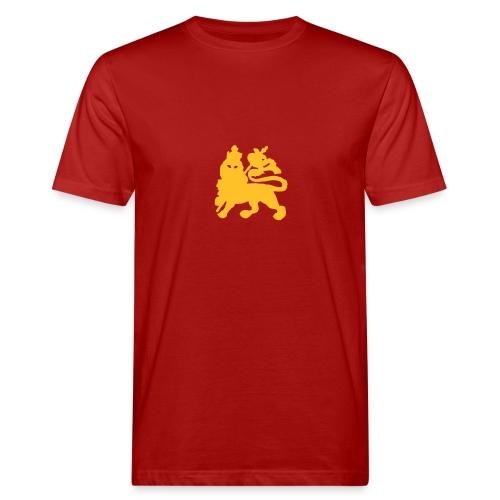 JAH LION organic - Men's Organic T-Shirt