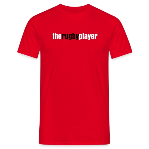 rugby player - Men's T-Shirt