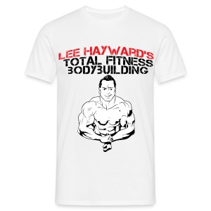 Lee Hayward Cartoon Muscle Classic-Cut T-shirt - Men's T-Shirt