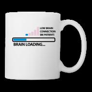 Bouteilles et Tasses ~ Tasse ~ Tasse Brain loading