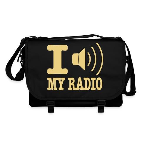 I listen my radio - Tracolla