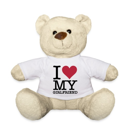 4 U Girlfriend bear - Teddy Bear