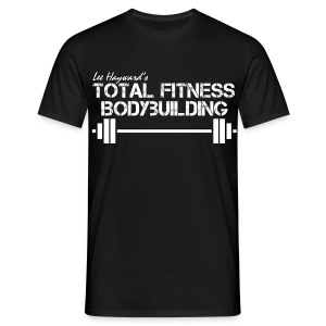Total Fitness Bodybuilding Barbell Classic-Cut T-shirt - Men's T-Shirt