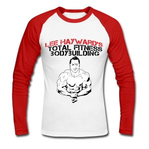 Lee Hayward Cartoon Muscle Long Sleeve Shirt - Men's Long Sleeve Baseball T-Shirt