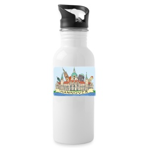 Hannover Souvenir Comic Sommer Trink Flasche - Trinkflasche