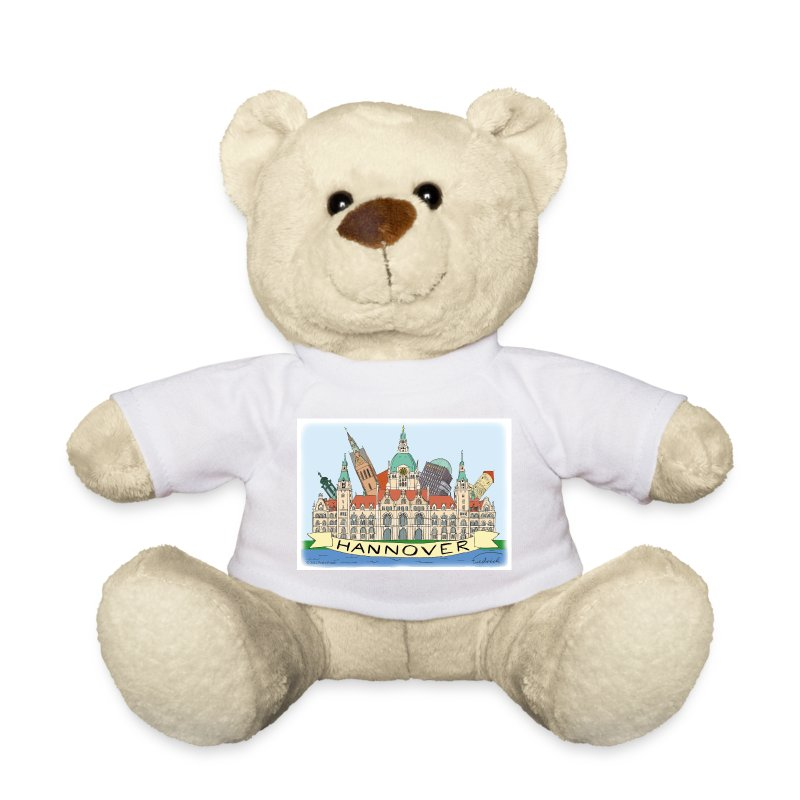 Hannover souvenir comic sommer liebhab b r teddyb r des for Souvenir shop hannover