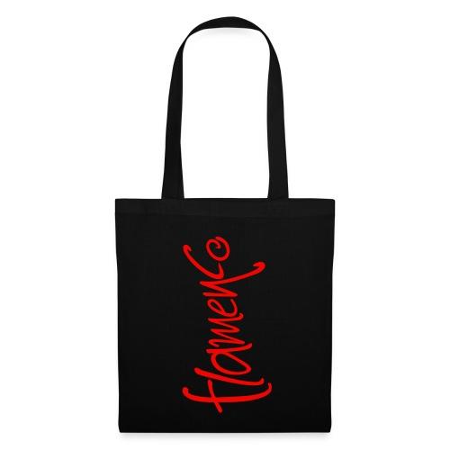 Sac en tissu Flamenco - Tote Bag