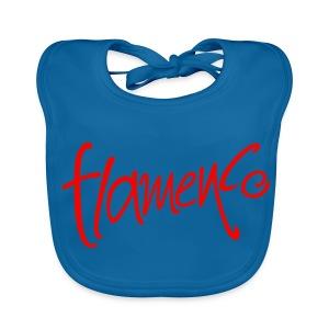 Bavoir Bébé Flamenco - Bavoir bio Bébé